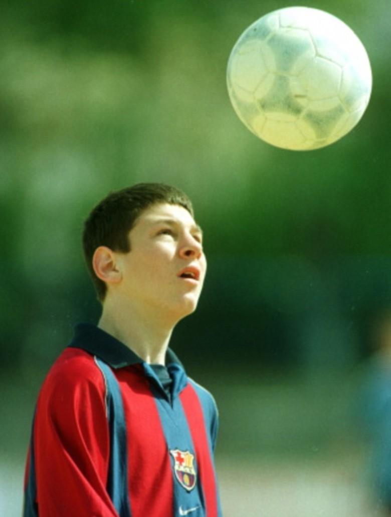 Pendidikan Karakter Dari Lionel Messi